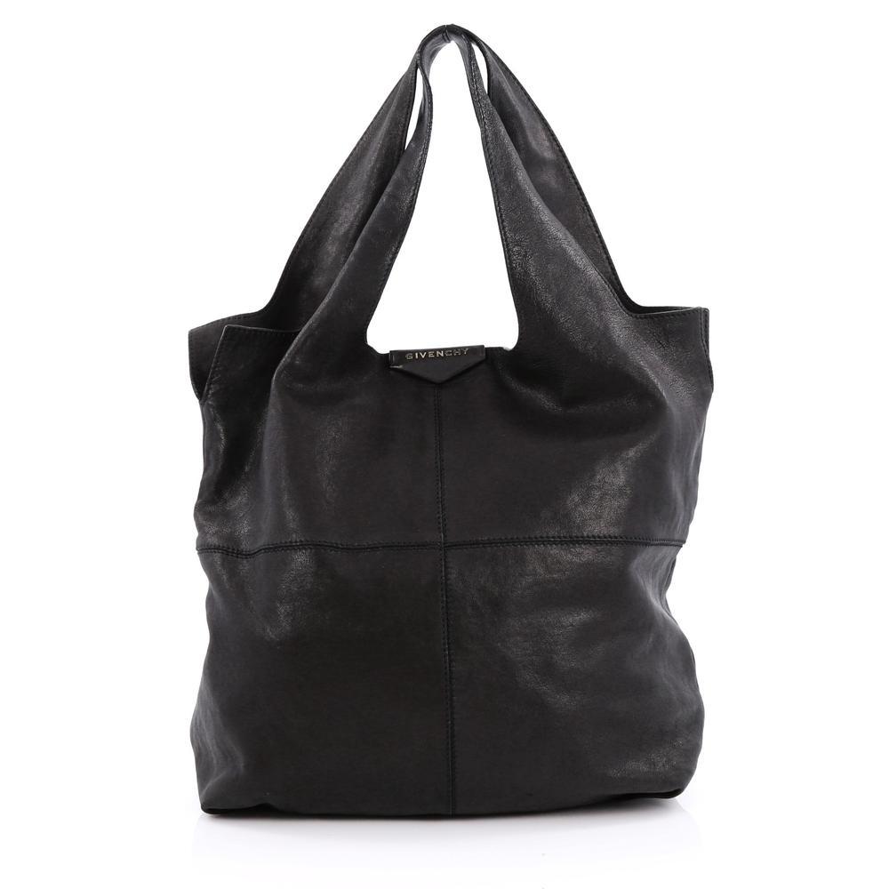 Givenchy George V Tote Black