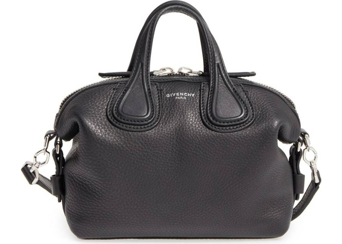 Givenchy Nightingale Satchel Micro Black. Satchel Micro Black 33d8faa0fa720