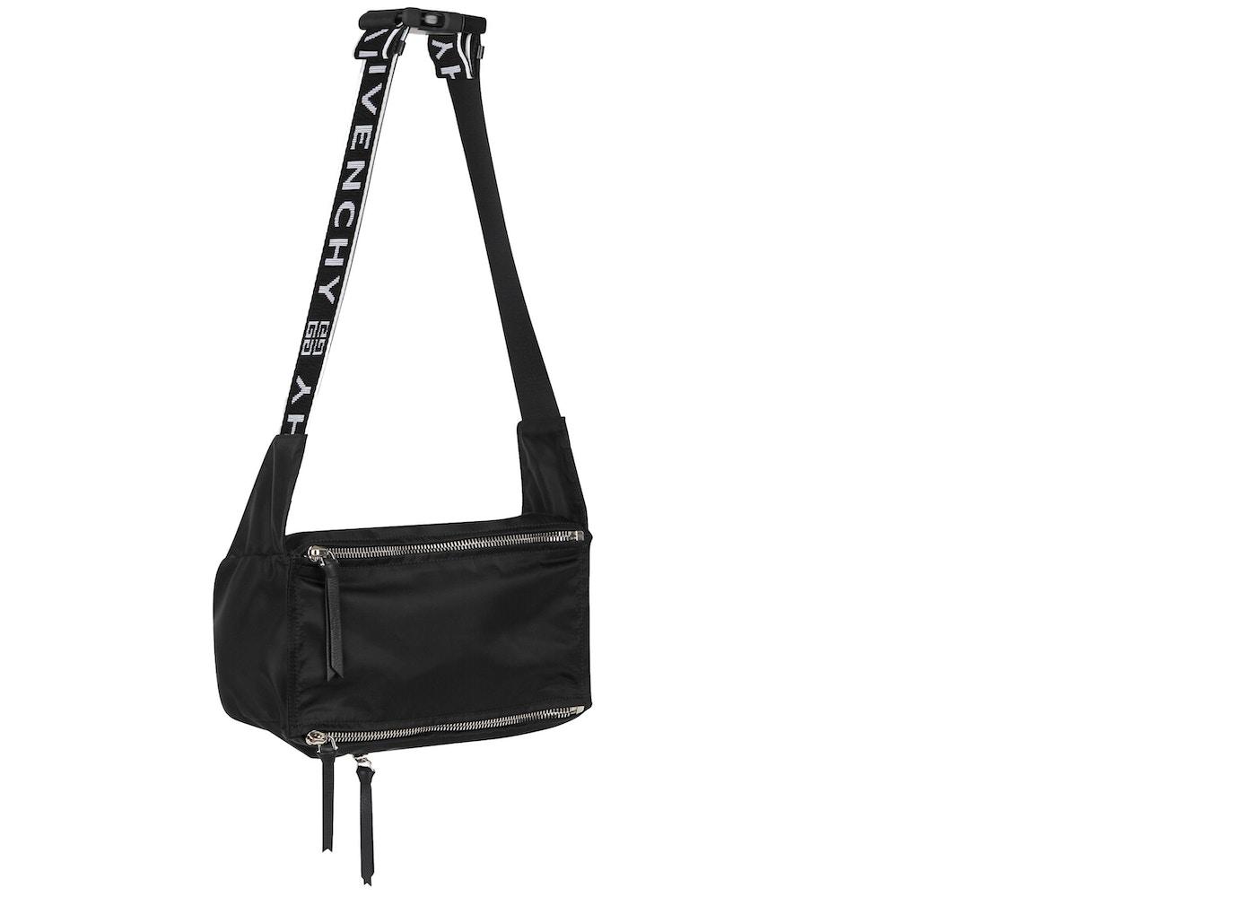 6bf68ad58e Givenchy Pandora 4G Bum Bag Black