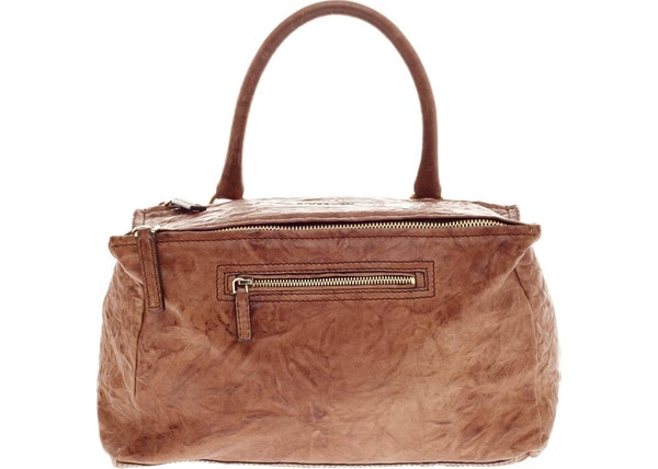 a5d1588bddc Givenchy Pandora Crossbody Distressed Large Light Brown