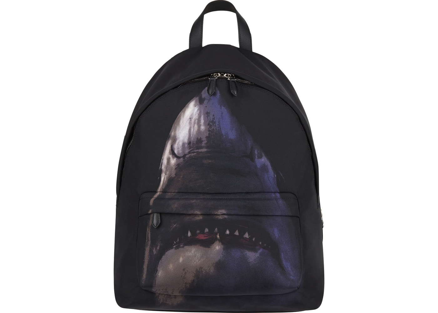 Givenchy Shark Backpack Nylon Black. Nylon Black 6dca027a6c5ce