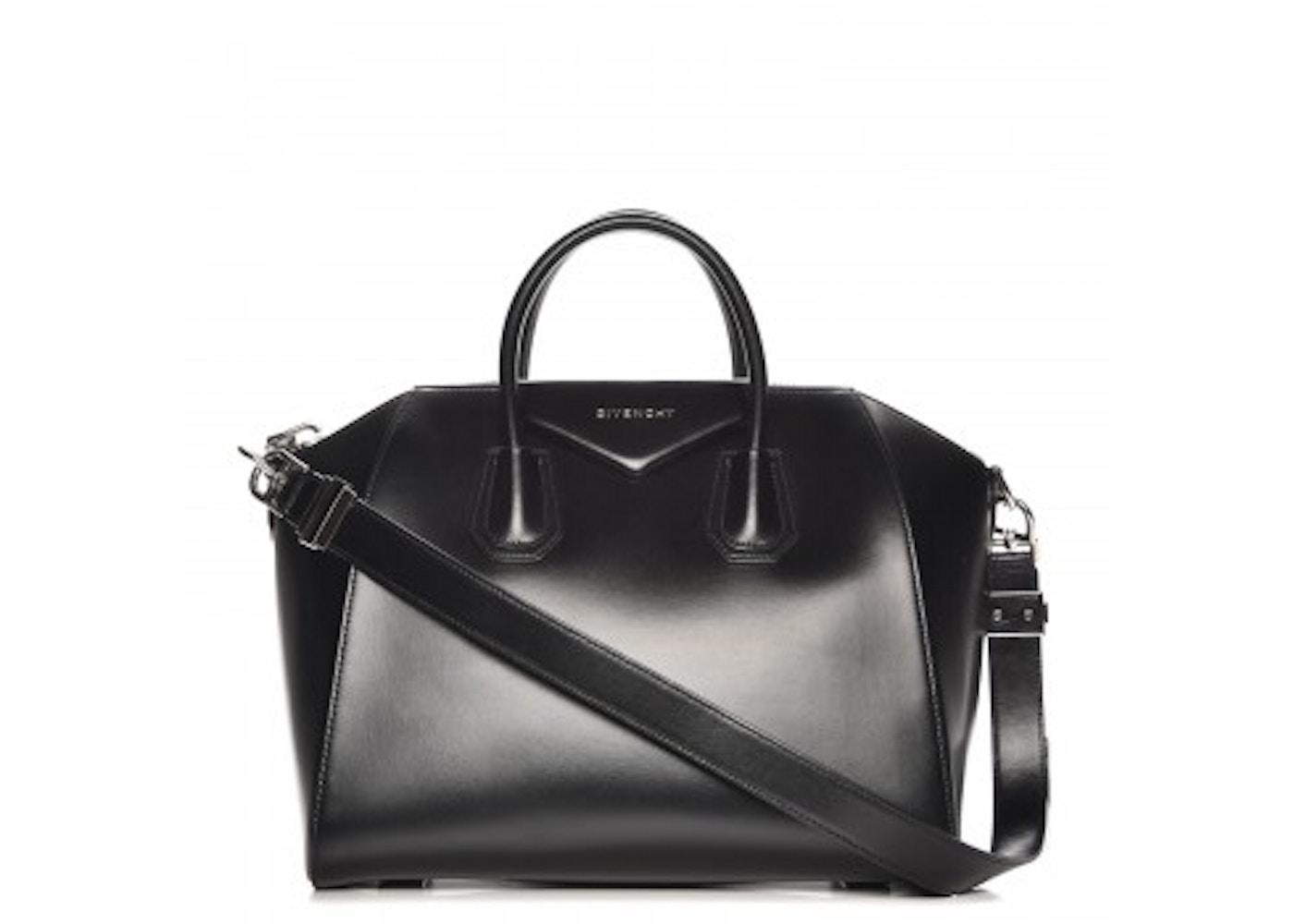 e19f2564e7 Buy & Sell Givenchy Antigona Handbags - Average Sale Price