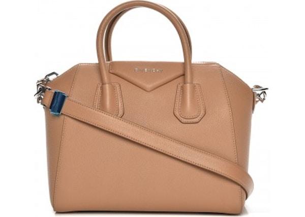 8cebb5bc519 Buy & Sell Givenchy Antigona Handbags - Average Sale Price