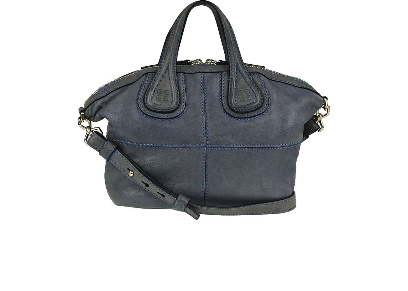 e2ed1244b35d Givenchy Nightingale Tote Mini Blue. Mini Blue