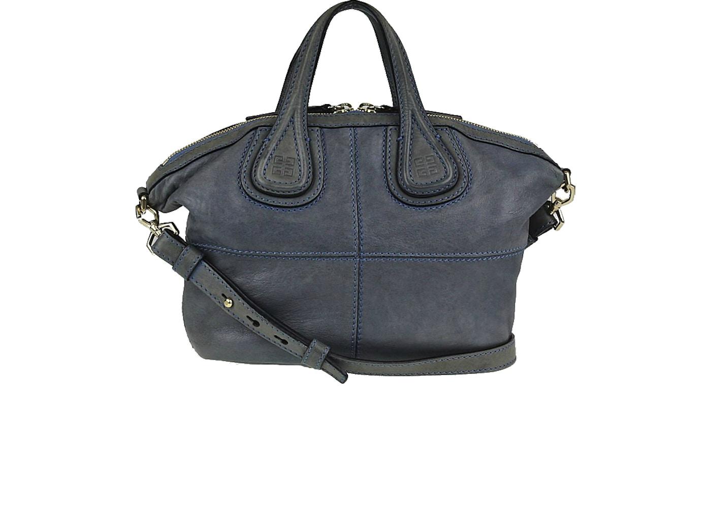 bdc092134d32 Givenchy Nightingale Tote Mini Blue. Mini Blue