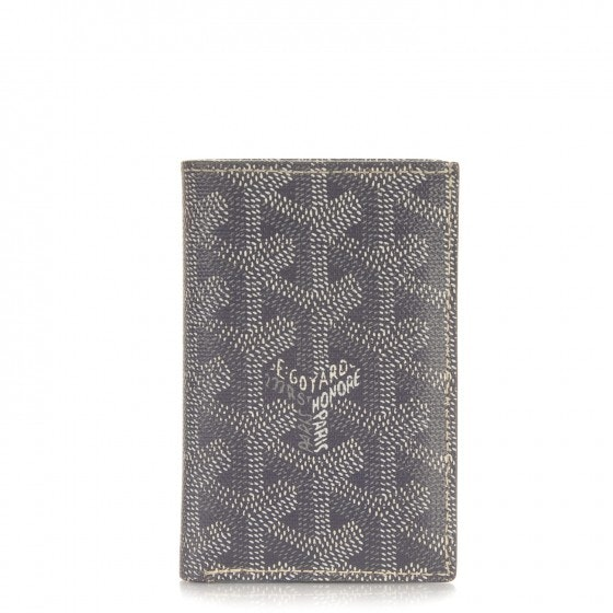 Goyard Saint Pierre Wallet Grey