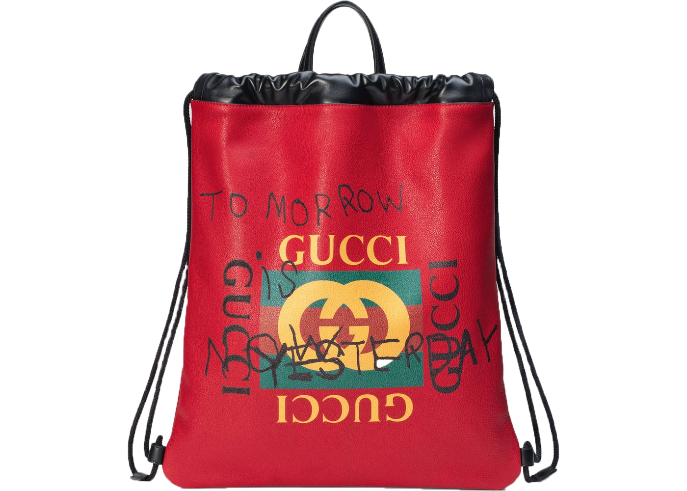 Sell. or Ask. View All Bids. Gucci Coco Capitan Logo Backpack ... 79323001db632
