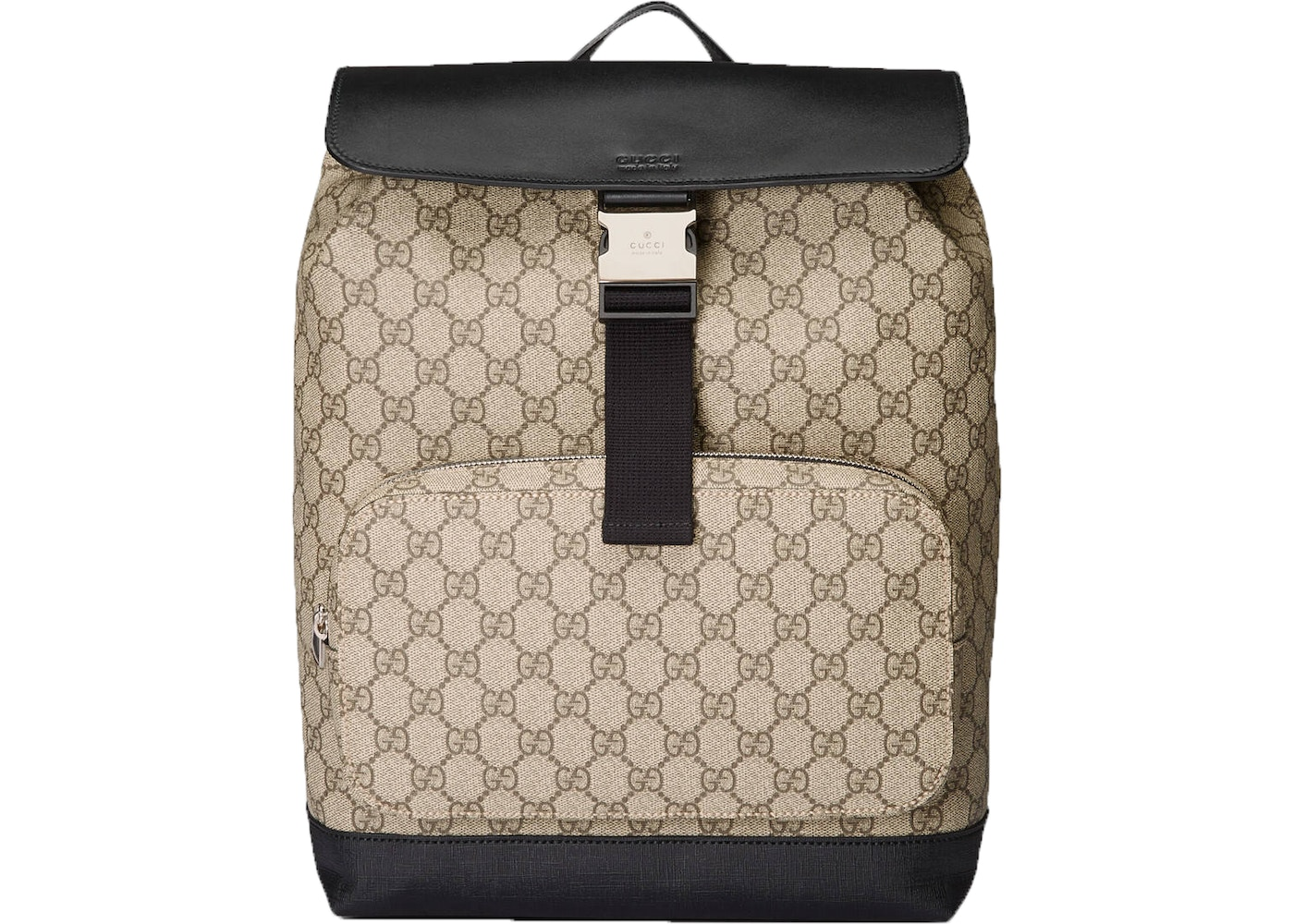 05b98c84662 Gucci Gg Supreme Canvas Backpack Black – Patmo Technologies Limited