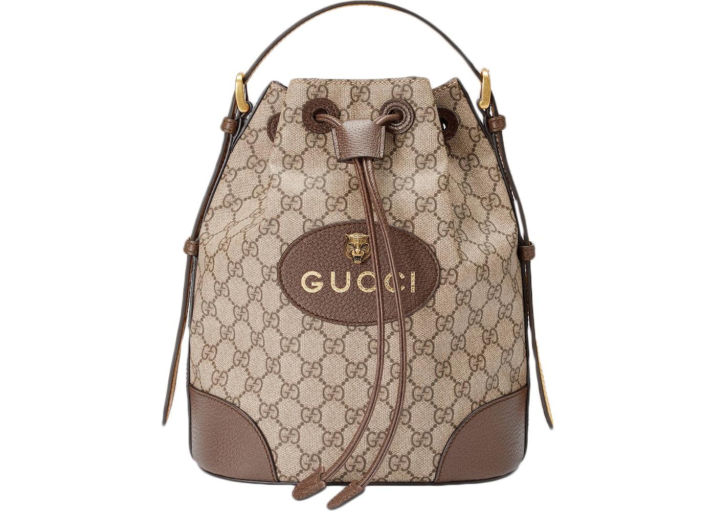 4ca9d153771 Gucci Backpack GG Supreme Web Detail