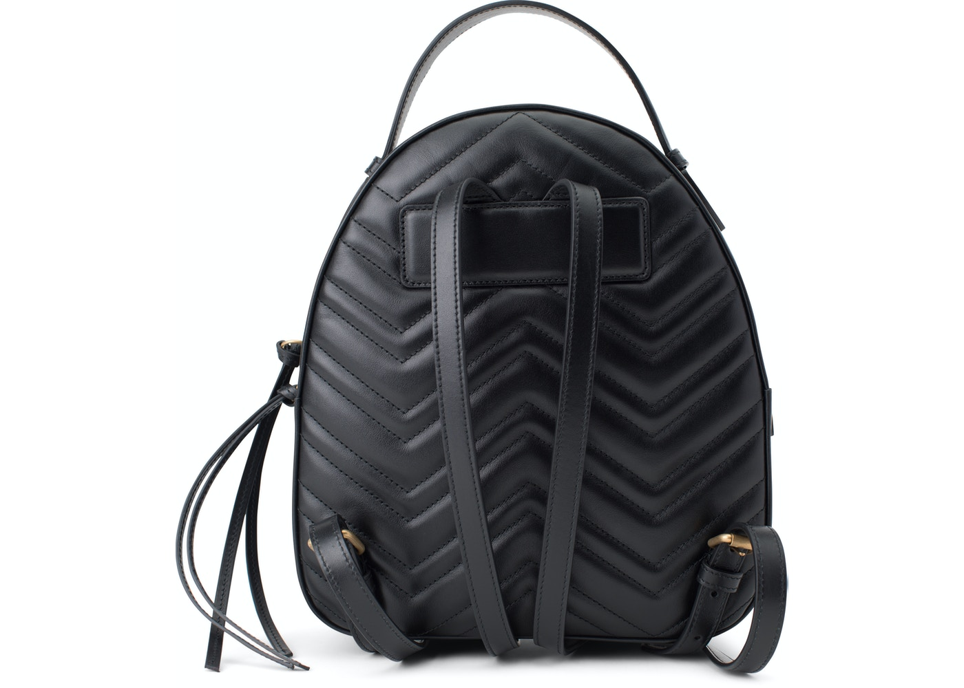 a966a532585 Sell. or Ask. View All Bids. Gucci Marmont Backpack GG Interlocking