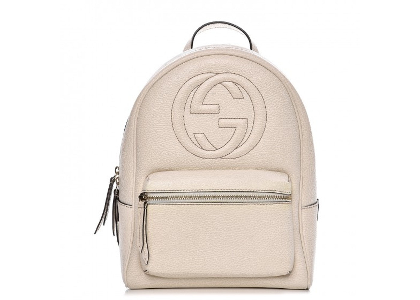 best price professional design recognized brands Gucci Soho Chain Backpack Off White