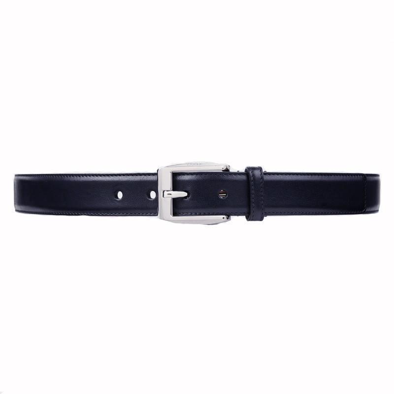 Gucci Belt 1.25 Width Navy