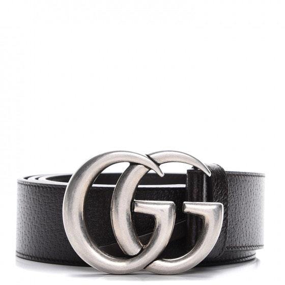 Gucci Double G Belt 100 40 Black