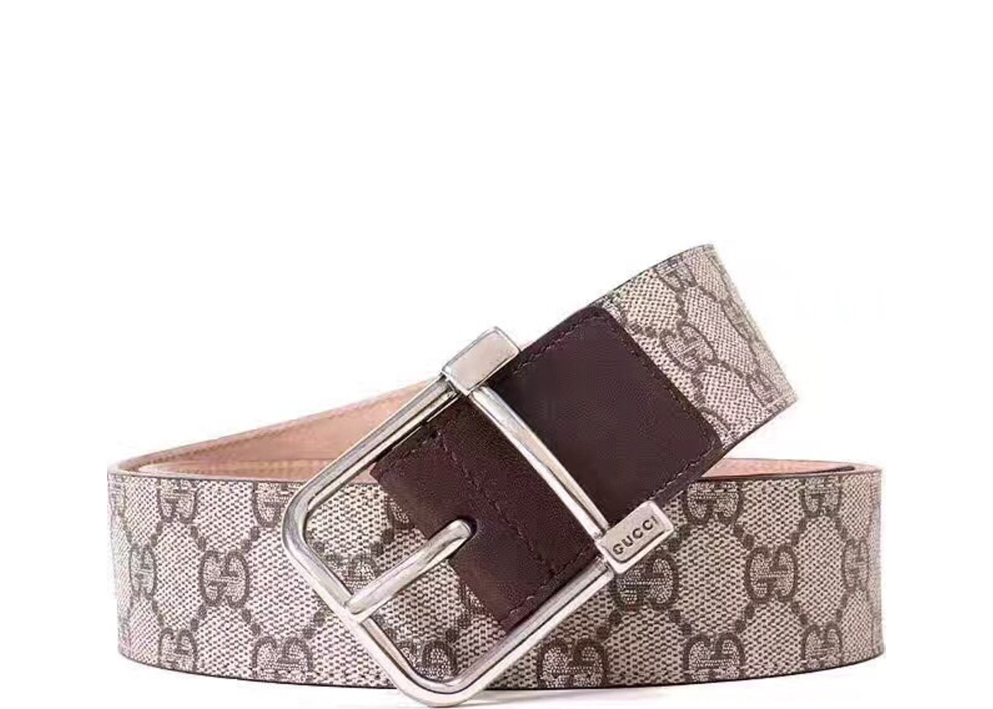 7c899254a Sell. or Ask. Size: 85/34. View All Bids. Gucci Belt GG Supreme Beige/Brown