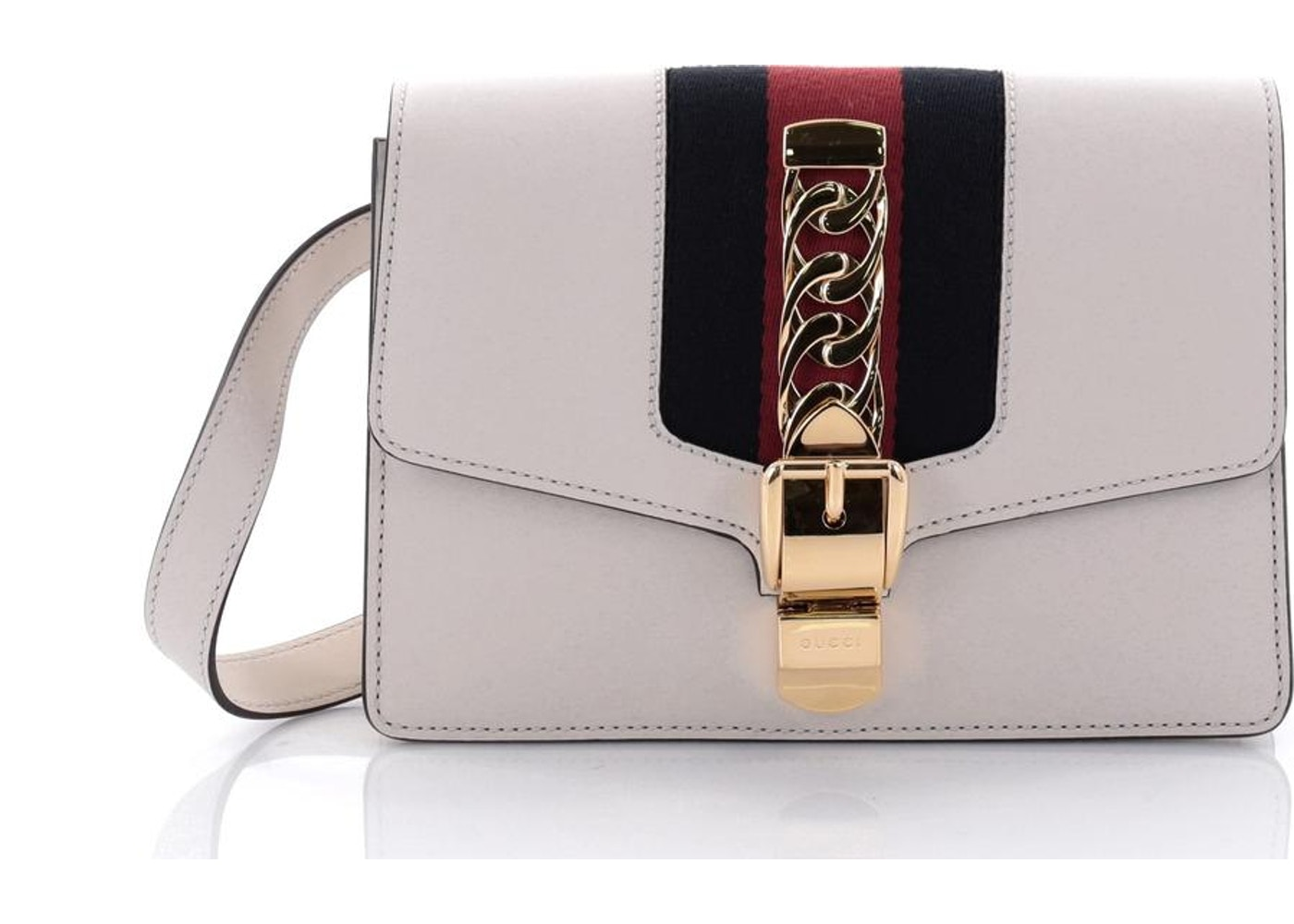 9d3979813d9f85 Sell. or Ask. View All Bids. Gucci Sylvie Belt Bag ...
