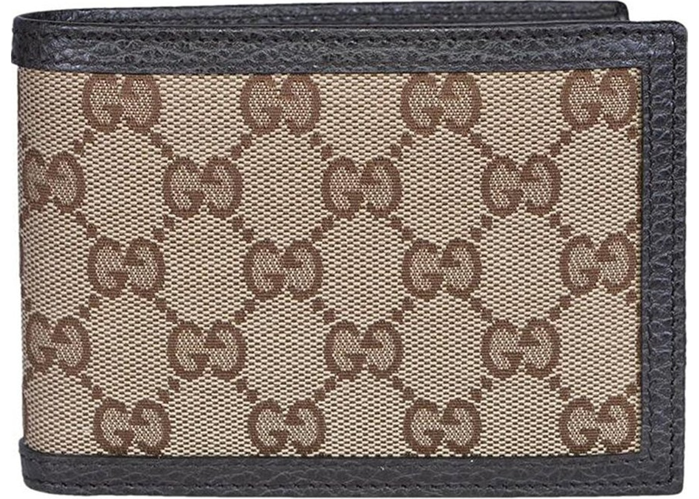 6fa5cea1d11b Sell. or Ask. View All Bids. Gucci Bifold Wallet GG Supreme Beige Ebony