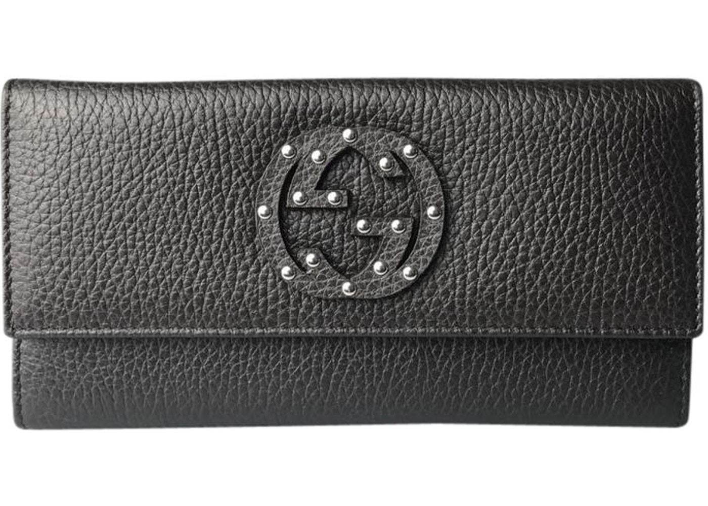 4a8e2a3e5315 Sell. or Ask. View All Bids. Gucci Continental Wallet Interlocking ...