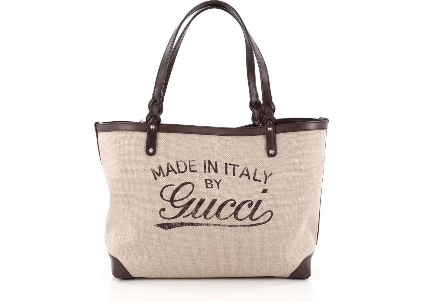 516a88fa2 Gucci Craft Tote Medium Beige. Medium Beige