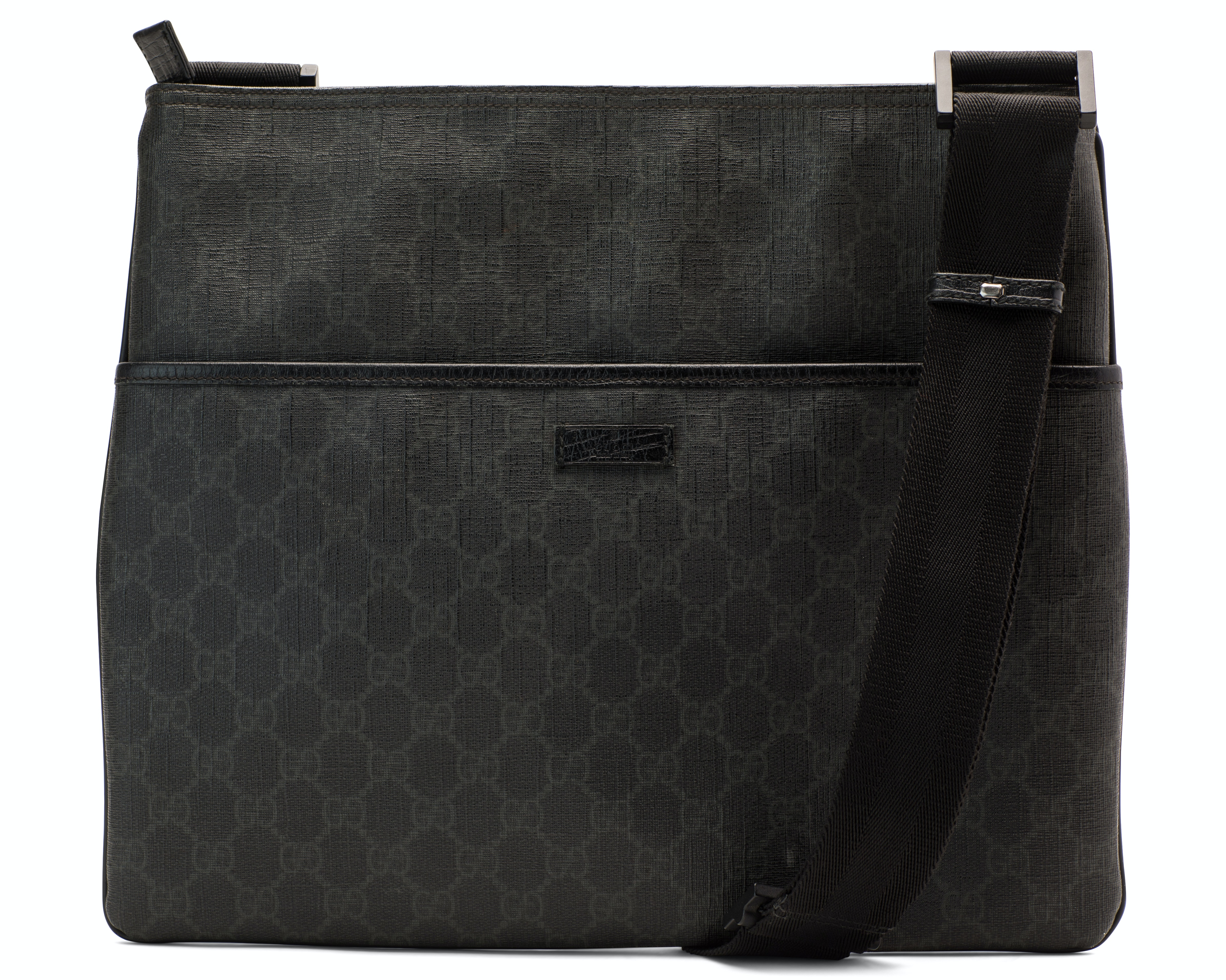 Gucci Messenger Crossbody GG Black