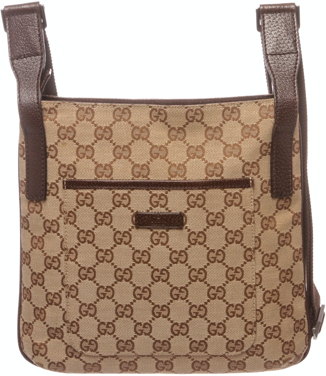 Gucci Crossbody Monogram GG Beige/Brown