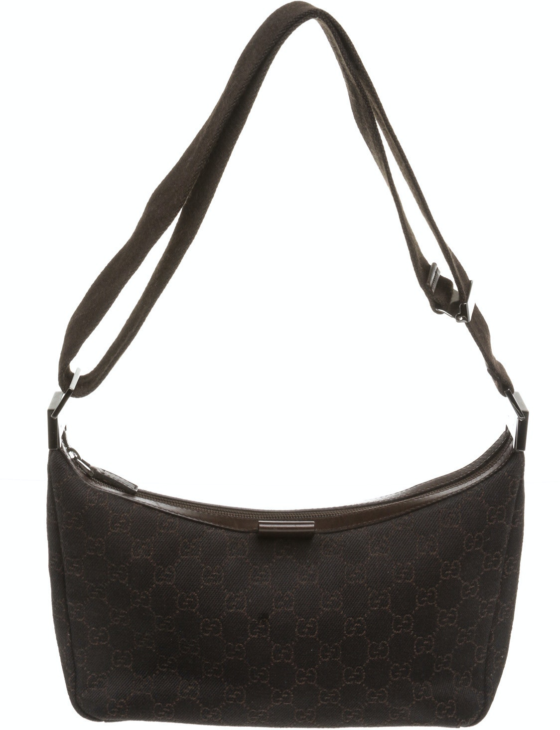 Gucci Crossbody Monogram GG Brown