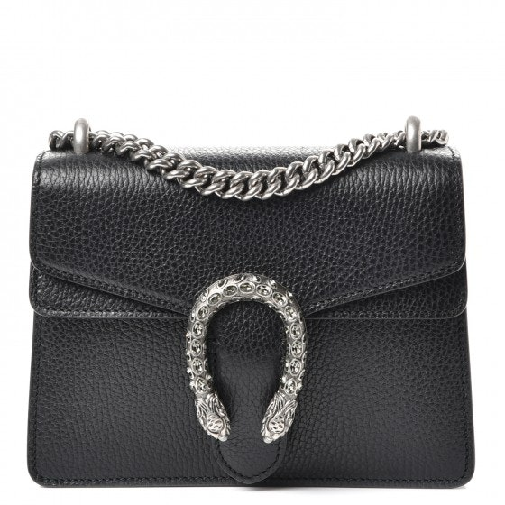 Gucci Dionysus Flap Mini Black