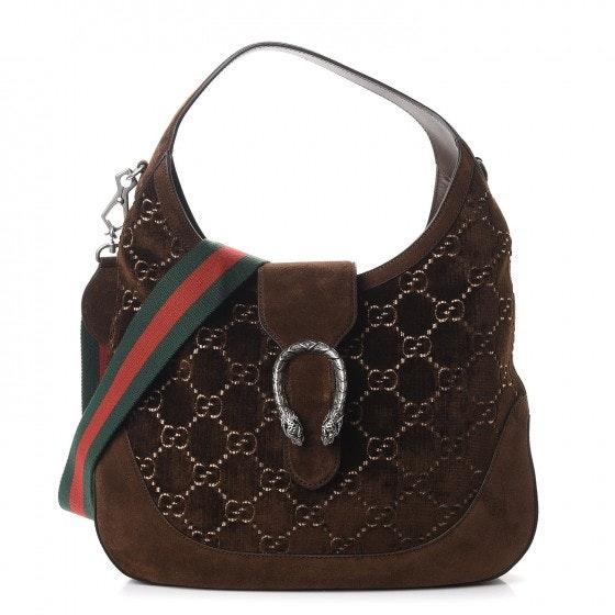 Gucci Dionysus Hobo Monogram GG Medium Brown