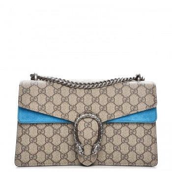 Gucci Dionysus Shoulder GG supreme Monogram Small