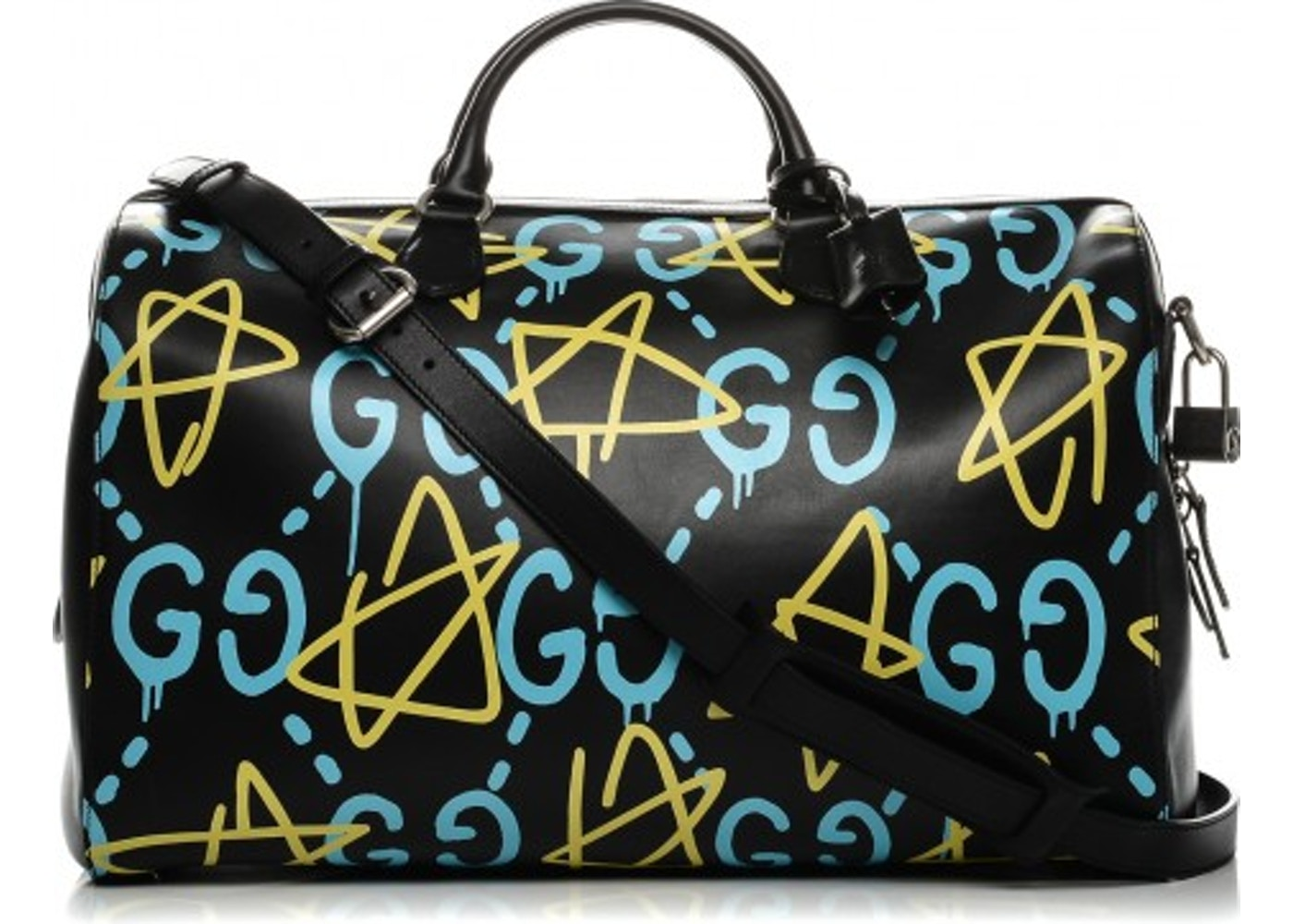 be257218b8b0 Sell. or Ask. View All Bids. Gucci GucciGhost Duffle Bag ...