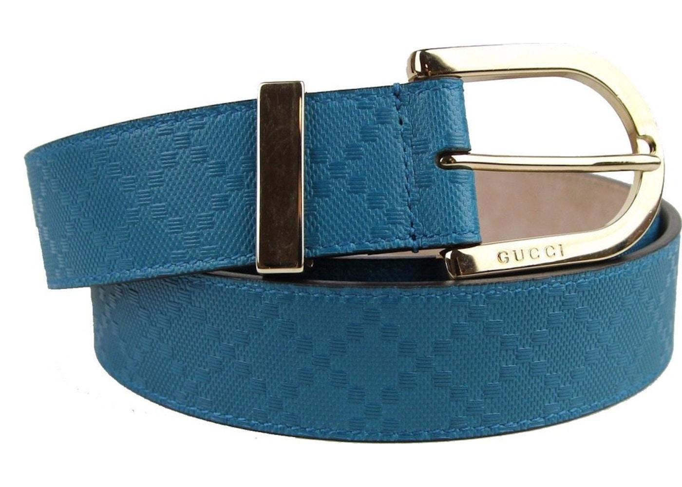 e32c119d071 Gucci Hilary Lux Belt Diamante Turquoise. Diamante Turquoise