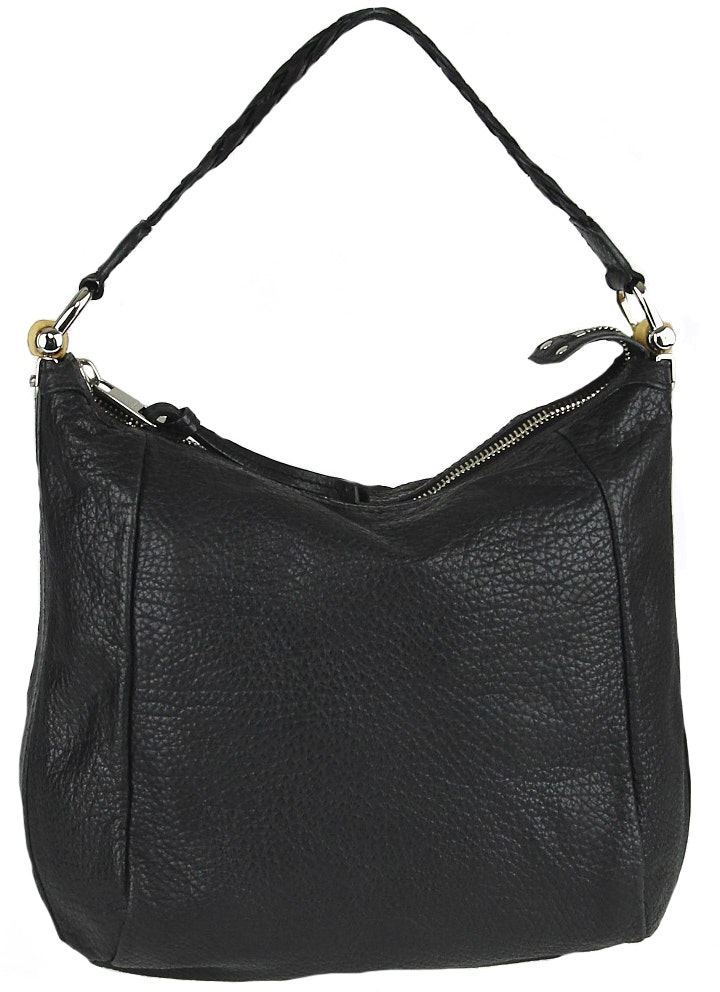 Gucci Bamboo Bar Hobo Black