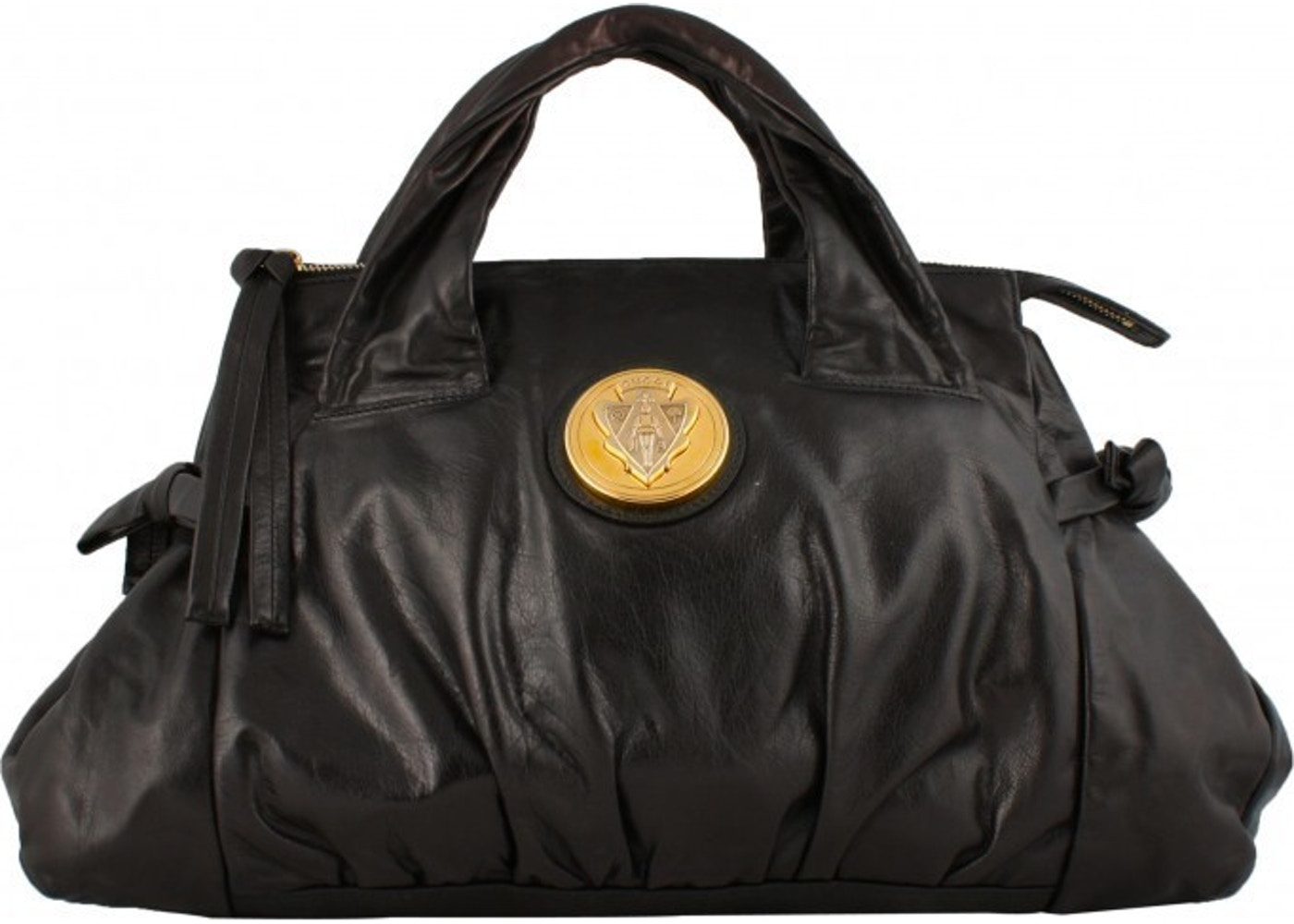 ee838bccc0c Sell. or Ask. View All Bids. Gucci Hysteria Tote Medium Black