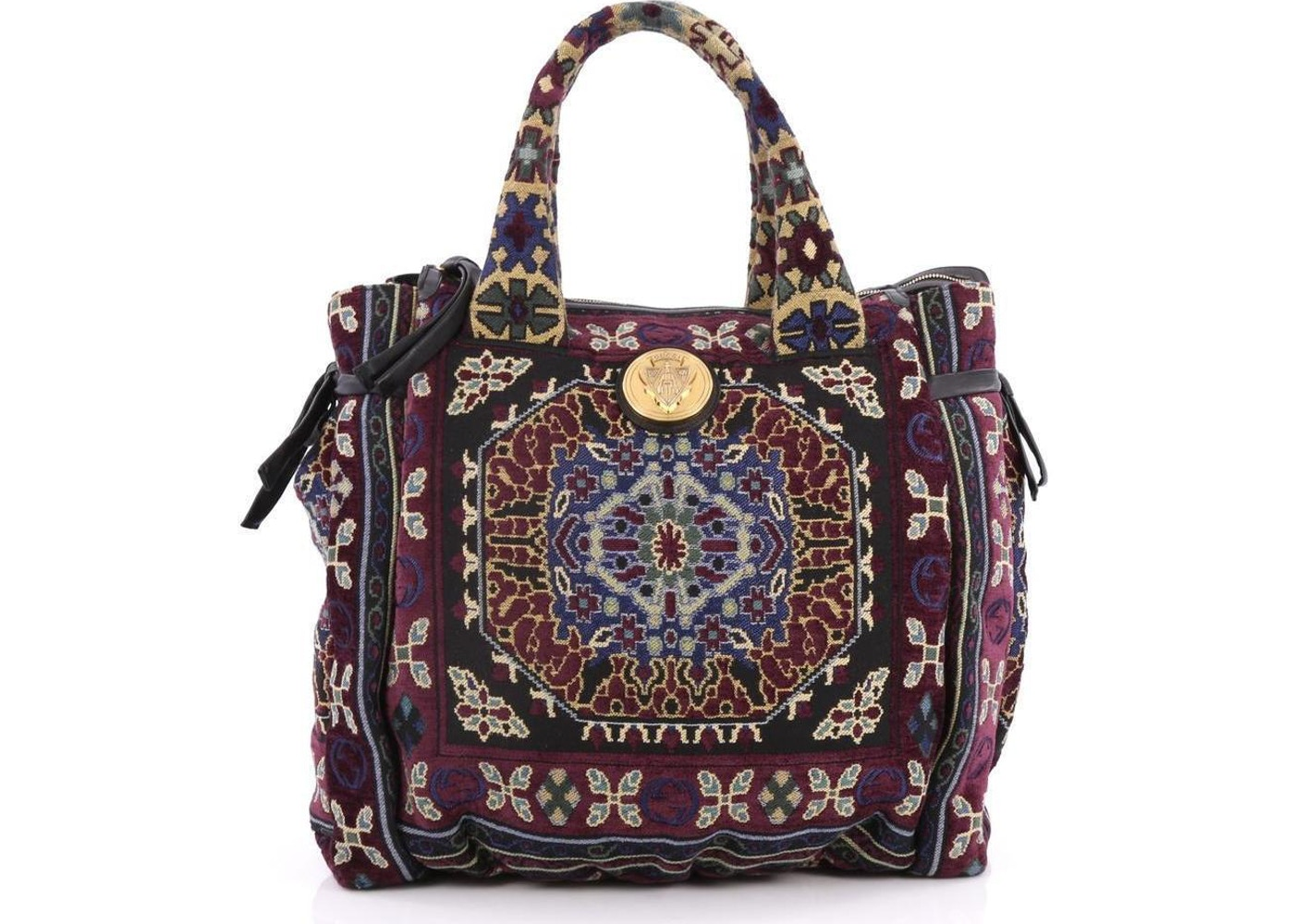 55235b734ea9 Sell. or Ask. View All Bids. Gucci Hysteria Tote Large Purple