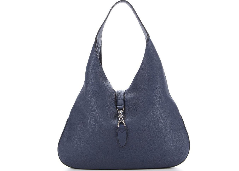 Gucci Jackie Hobo Large Blue