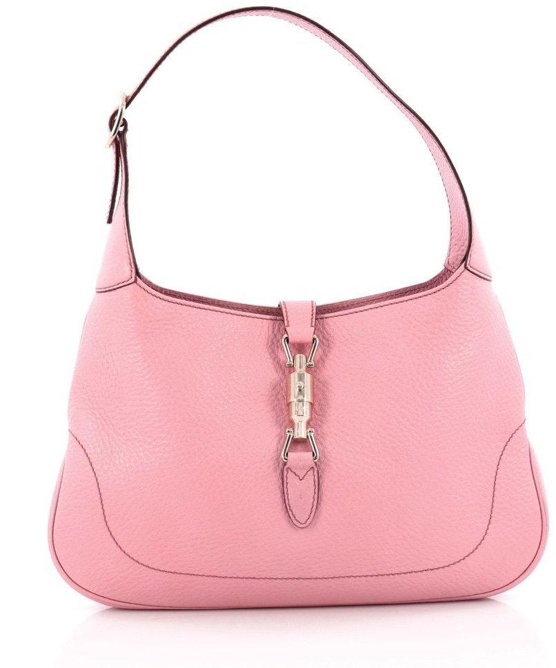 Gucci Jackie Hobo Medium Pink