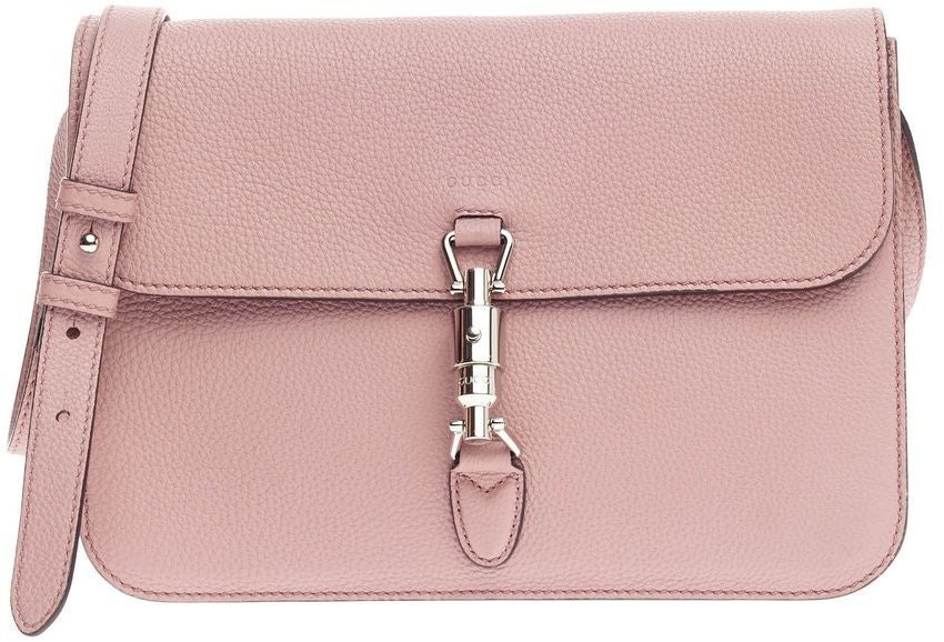 Gucci Jackie Shoulder Flap Pink