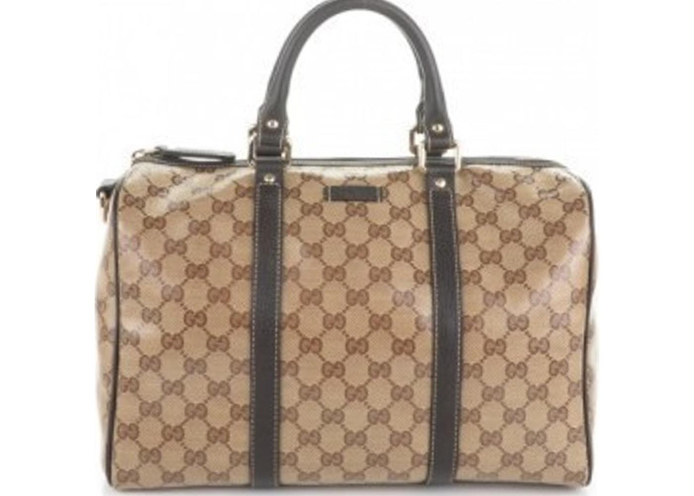 cc470563f8e7 Sell. or Ask. View All Bids. Gucci Joy Boston Bag Satchel GG Medium ...