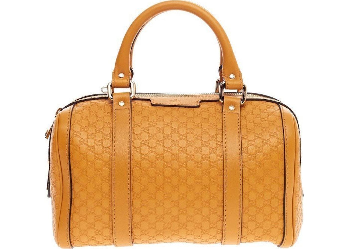 807667962620 Sell. or Ask. View All Bids. Gucci Joy Boston Bag Satchel Microguccissima  ...