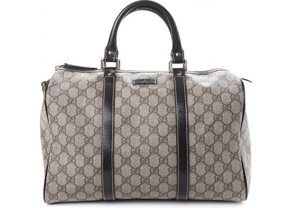 783a9f0f7b4c Buy & Sell Gucci Boston Handbags - Average Sale Price