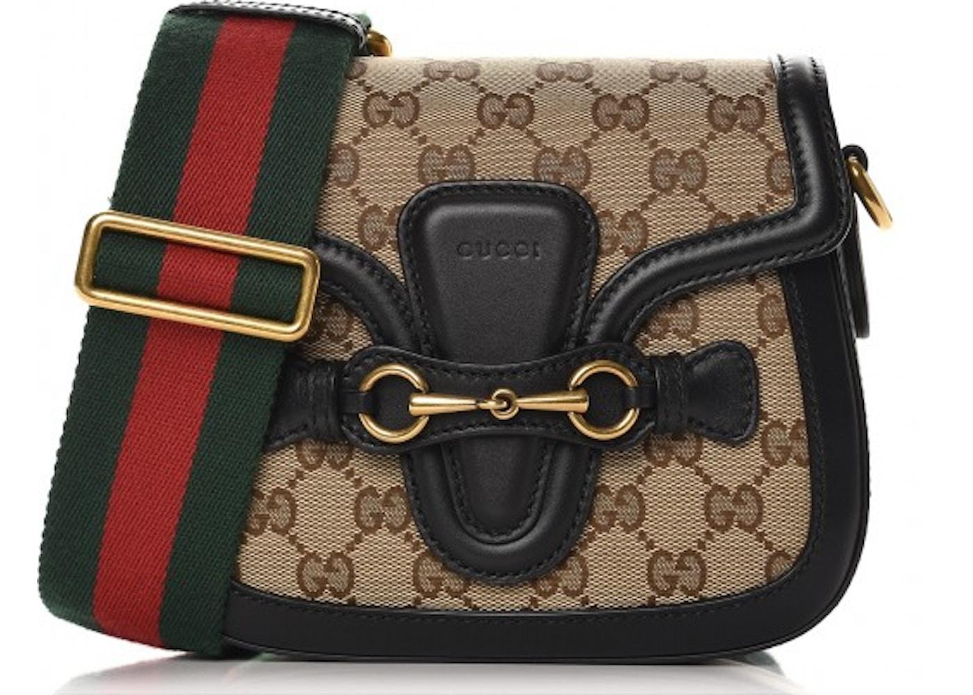 fb6bde7e414 Gucci Lady Web Monogram GG Small Black. Monogram GG Small Black