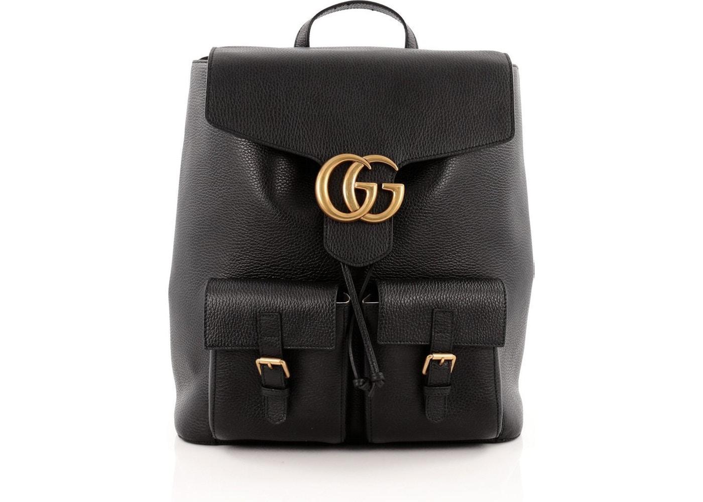 a6a639a1436 Black Leather Backpack Handbags Sale- Fenix Toulouse Handball