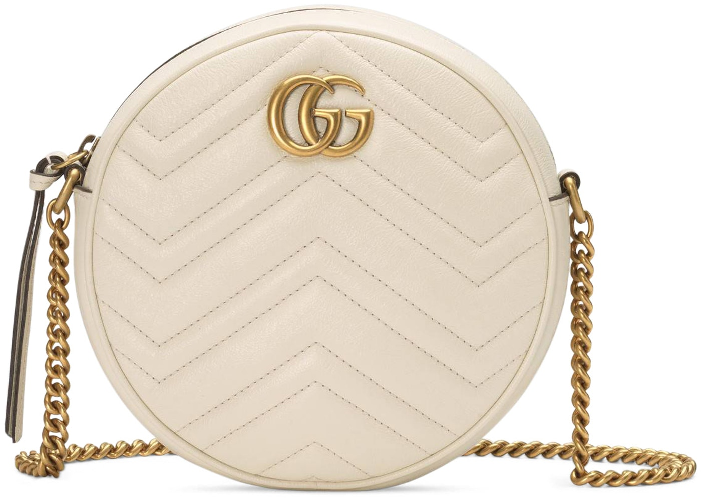 Gucci Gg Marmont Round Shoulder Bag