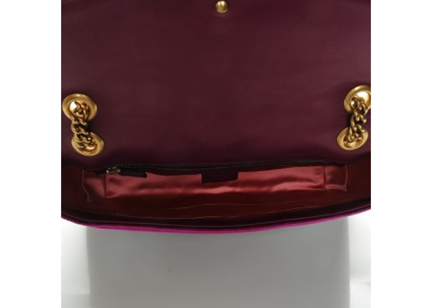 eadd9eb34ea Gucci Marmont Shoulder Bag Embroidered Bordeaux Medium