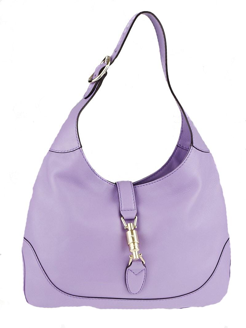 Gucci Jackie Hobo Medium Lilac