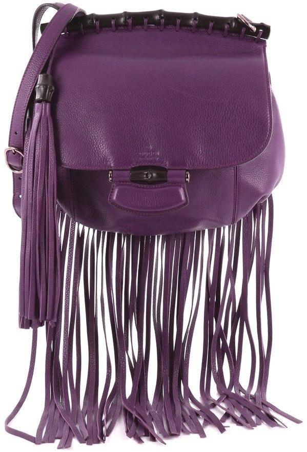 Gucci Nouveau Crossbody  Purple