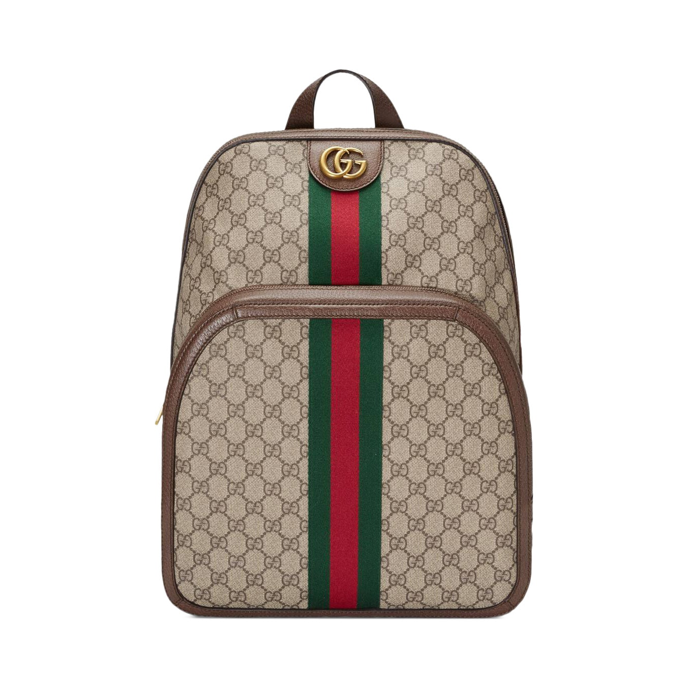 Gucci Ophidia Backpack GG Supreme Medium Beige/Ebony