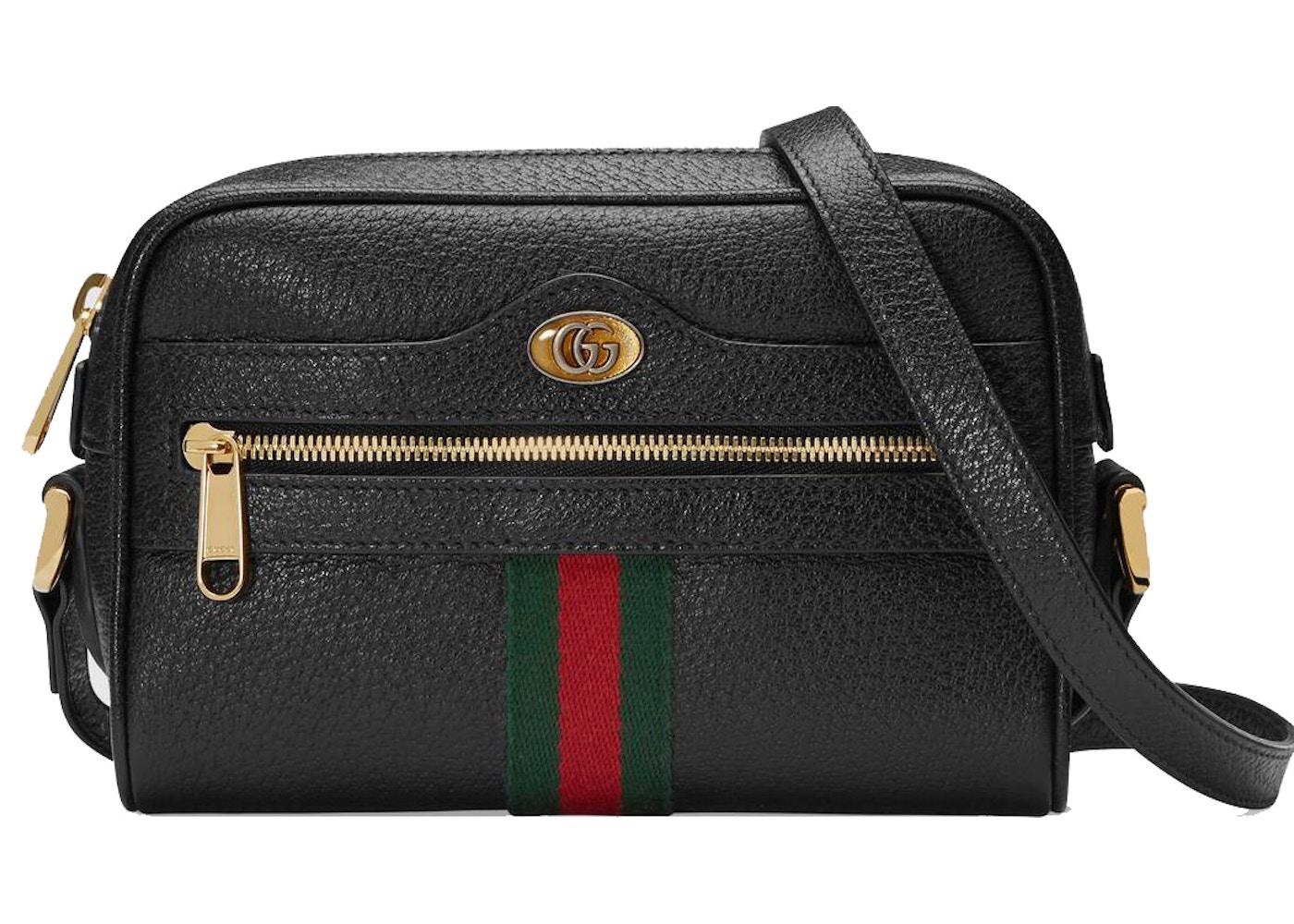 df5f08241 Gucci Ophidia Bag Mini Black. Mini Black