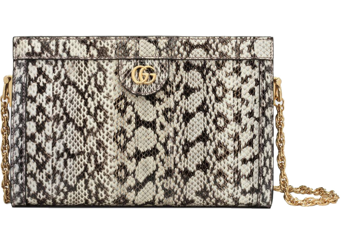 Gucci Ophidia Shoulder Bag Snakeskin