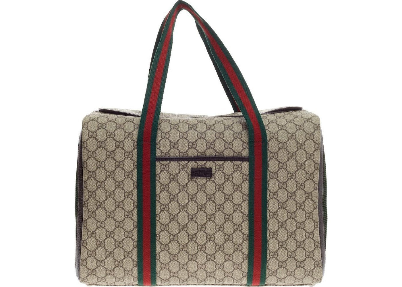 98baa755d0bc Sell. or Ask. View All Bids. Gucci Pet Carrier GG Large Brown