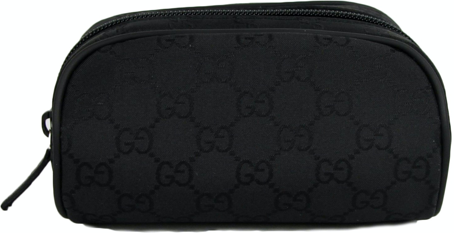Gucci Cosmetic Bag Pouch Monogram GG